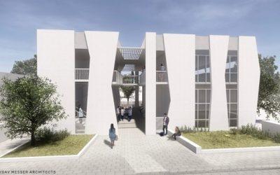 Скоро! Новый общественный центр в центре города.