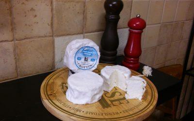 Что такое вкусная еда и сыр CROTTIN