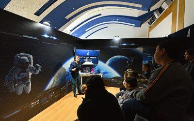 Успех в мероприятиях Недели космоса в Нетании