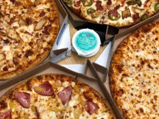 Посетите Пиццу Dominos в Нетании!