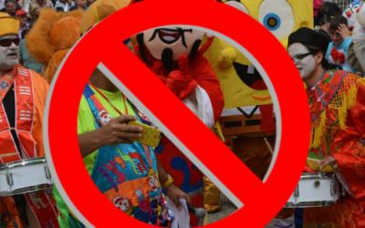 Отмена праздничных мероприятий на Пурим