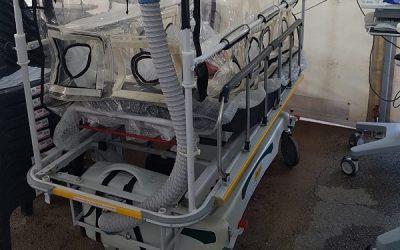 Первый пациент в Ланиадо с коронавирусом