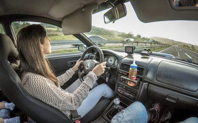 Женщины и дорожно-транспортные происшествия в Нетании