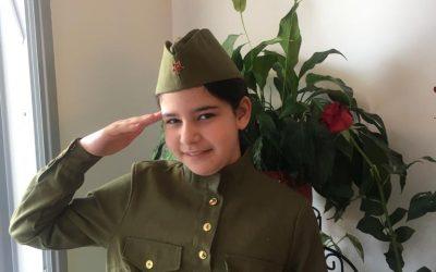 Online-встреча, посвященная 75-летию Великой Победы