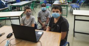 Школьники Нетании на научно-технической конференции
