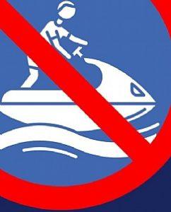 Запрет на спуск моторных судов на пляжах Нетании
