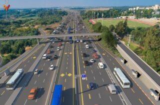 Транспортная реформа: новая скоростная дорога от Нетании до Гуш-Дана