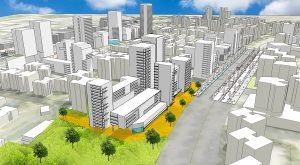 Плане развития района Кирьят Нордау представлен на обсуждение