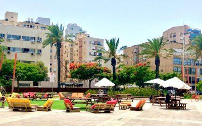 Израильская Ривьера ждет туристов