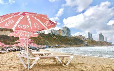 Нетания открывает купальный пляжный сезон!