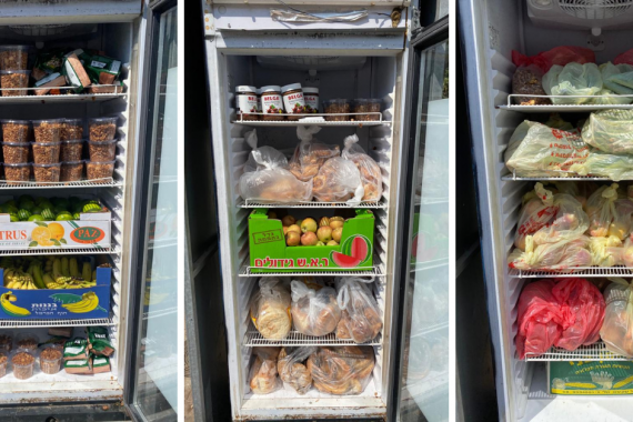 Общественные холодильники продолжают работу