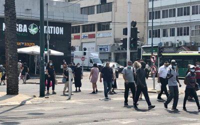 Массовые проверки на улицах Нетании и в городских бизнесах