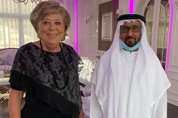 Первая леди Нетании – первая в Дубаи