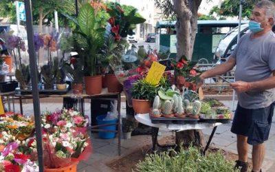 Цветочный рынок в Нетании – закрыт!