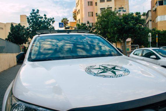 Спецоперация полиции в Нетании и окрестностях: Около 400 штрафов за нарушения на дороге.