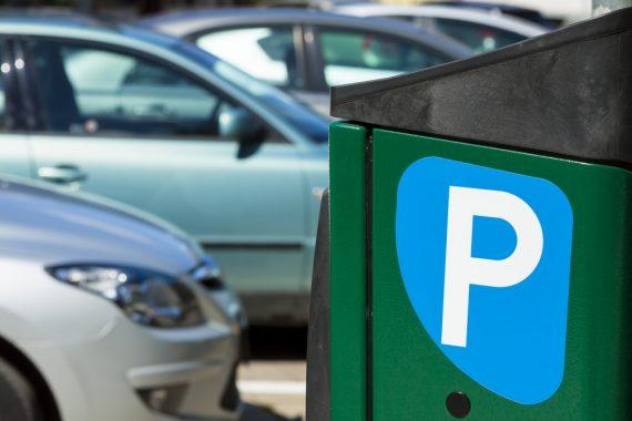Город переходит на цифровую парковку автомобилей