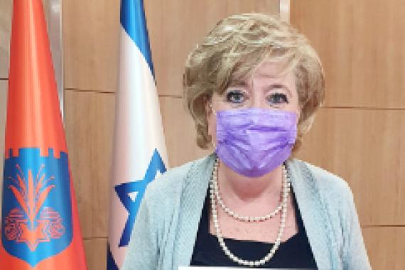 Мэр Нетании призывает жителей города вакцинироваться от коронавируса