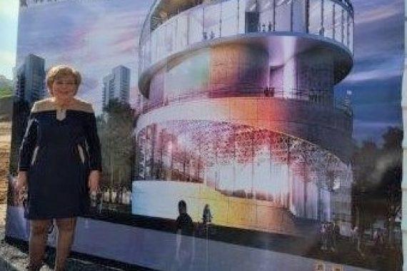 В Нетании вместо Дворца Культуры построят Спортивный центр