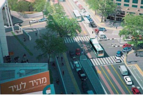 Утверждена «Красная линия» в рамках городской транспортной реформы
