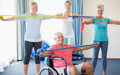 Спорт для жителей Нетании старшего возраста
