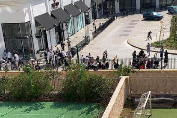 Жалобы от жителей района Ир Ямим в Нетании на постоянные нарушения карантина