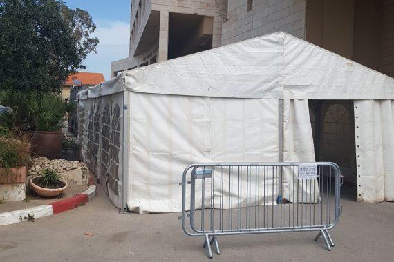 Больница Ланиадо закрывает отделение Коронавирусной инфекции