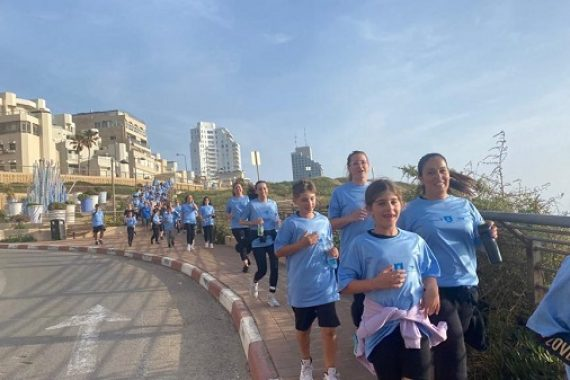 Новый спортивный проект в Нетании для родителей и их детей