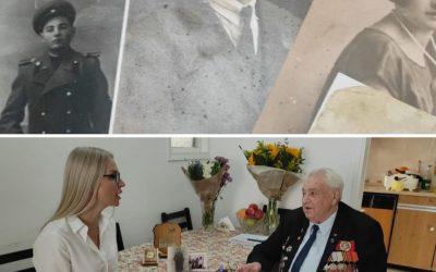 """Онлайн встреча к Дню Победы """"Герои, которых надо помнить"""""""