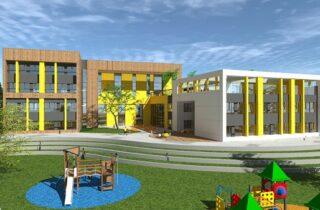 В Нетании построят новую начальную школу