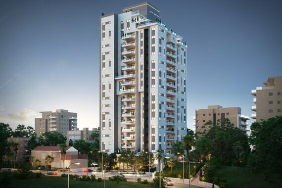 """Новый """"пинуй-бинуй"""": Вместо двух старых 16 квартирных домов постороят 18 этажную башню"""