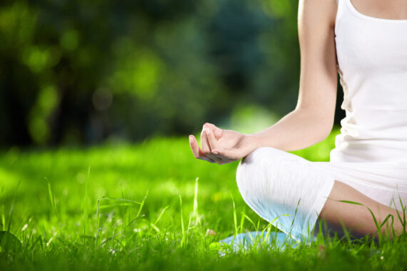 Международный день йоги в Нетании