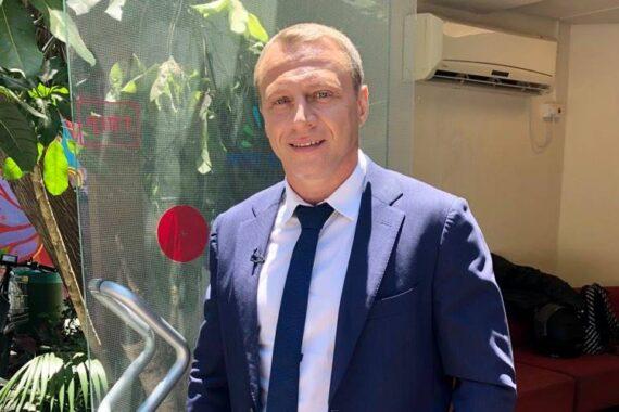 Константин Развозов – министр туризма из Нетании