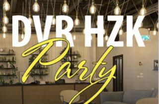 Кружевная вечеринка DVR HZK Party! Только для взрослых!