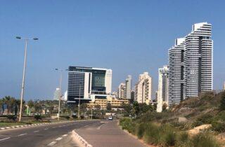 В Израиле не осталось «красных» городов, Нетания «зелёная»!