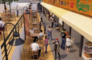 Городской рынок Нетании превратится в развлекательный комплекс