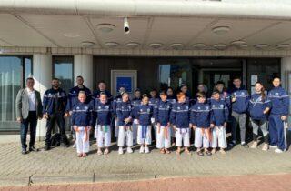 Чемпионами Европы по каратэ стали воспитанники центра «Каратэ-Полег»