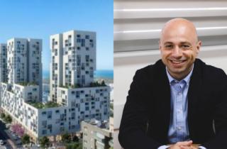 Михаэль Горель: в Кирьят Нордау идут перемены и рост цен на недвижимость в районе неизбежен