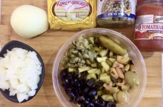 Вкусная еда и рецепт для твоей сториз 2