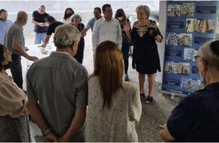 Проект реставрации жилых зданий в Нетании будет расширен