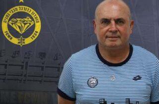 Назначен новый тренер футбольного клуба «Макаби Нетания»